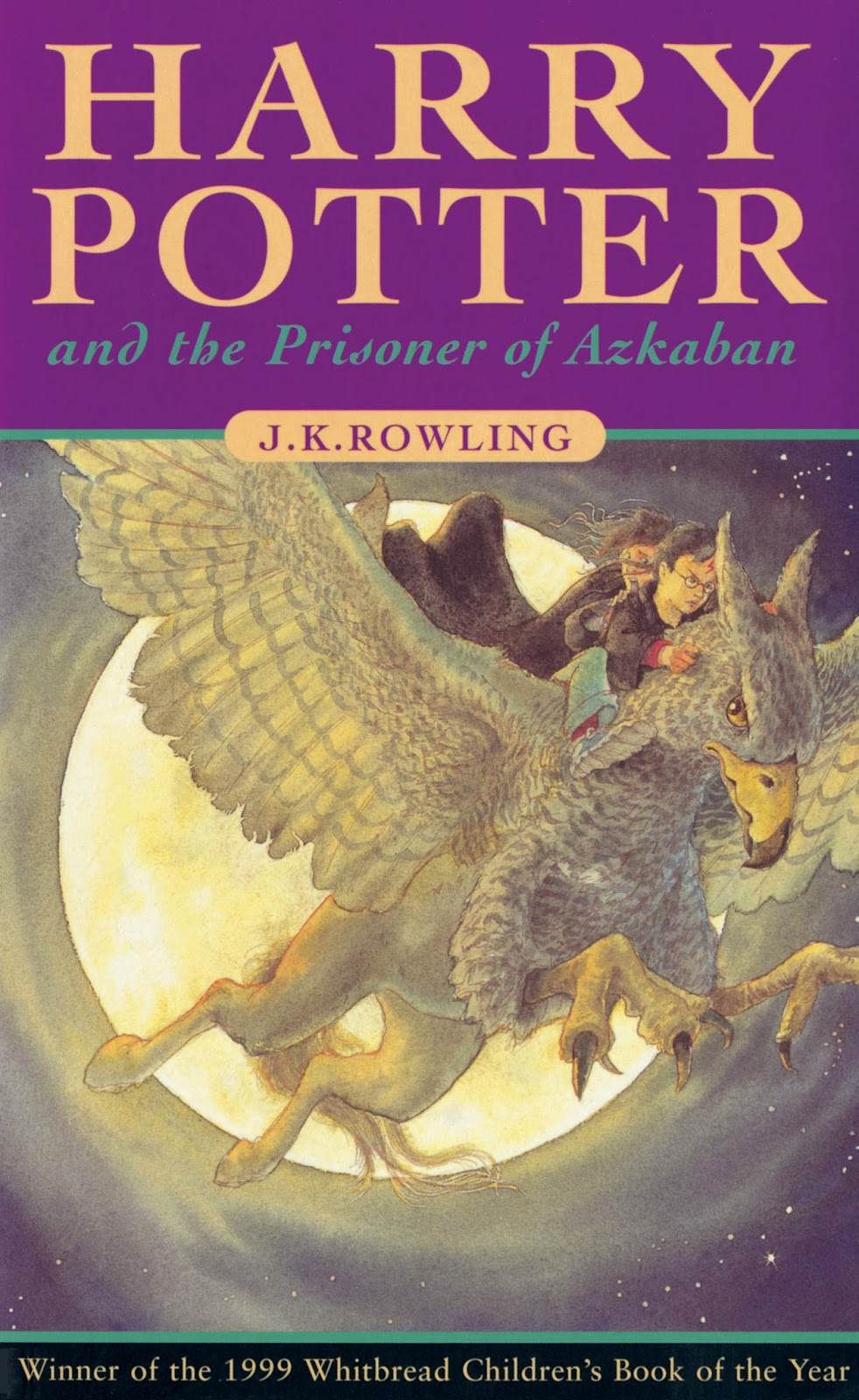 Feeling Fictional: Review: Harry Potter and the Prisoner ...