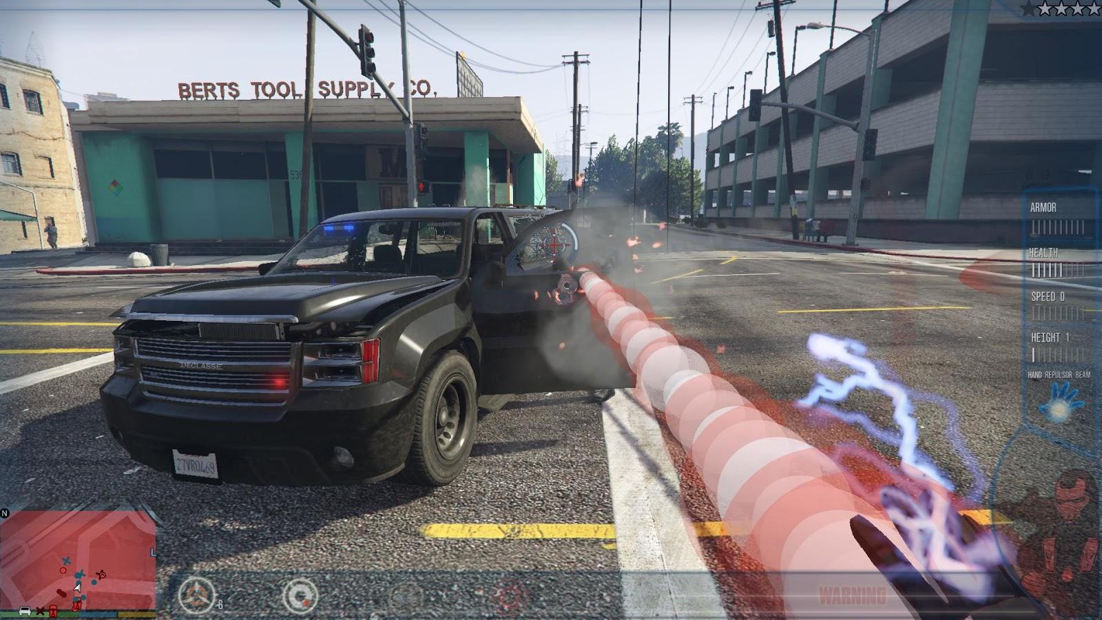GTA X Scripting: GTA V Ironman v2 0 - Download and