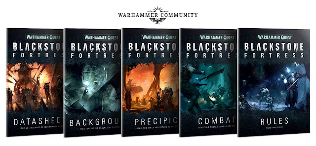 Libretos Blackstone Fortress