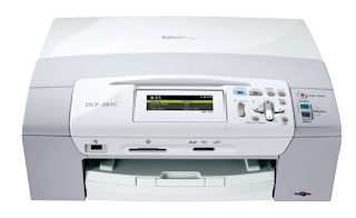Brother DCP-383C driver