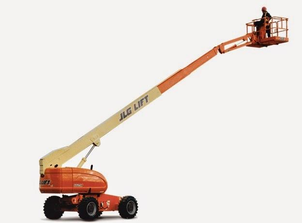 Thang nang tu hanh JLG 660S - 20m
