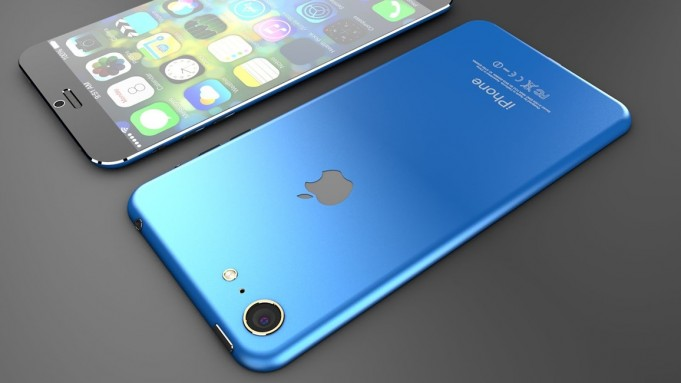 iPhone 7C - already prepared launch of Apple