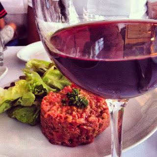 vinho tartare restaurante lorenzo