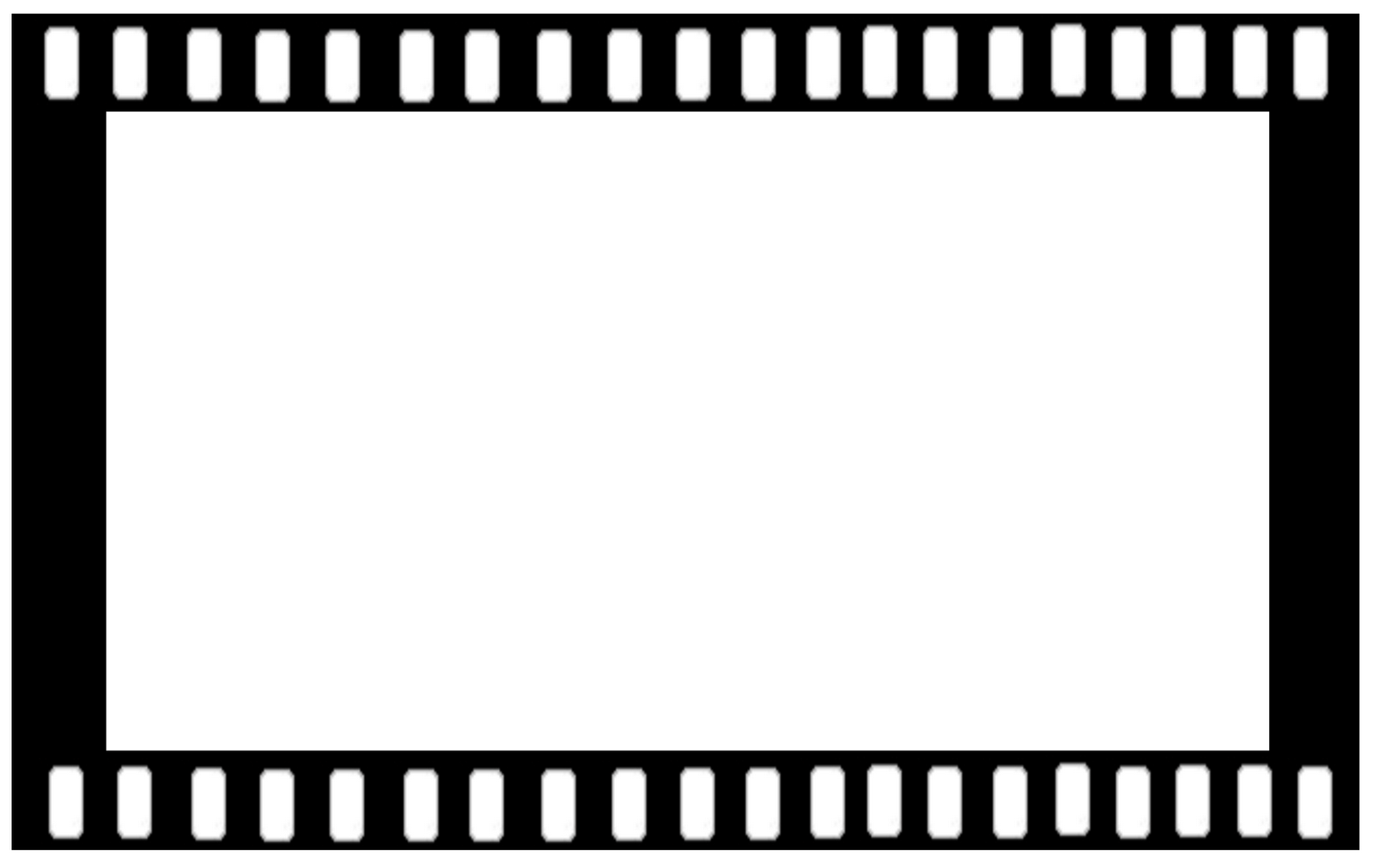 Frames and borders free frames and borders for Printable film strip template