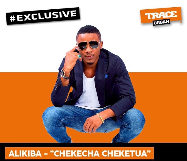 Alikiba - Chekecha cheketua Video premiere on Trace