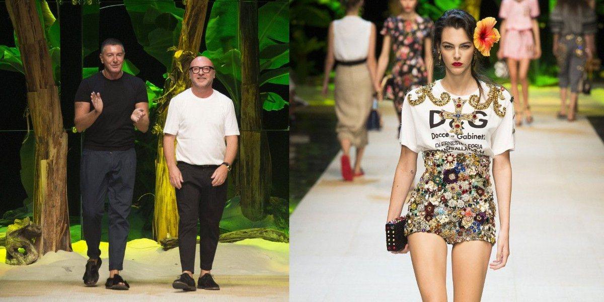 Milano Fashion Week celebrazione CNN Style: speciale dedicato a Domenico Dolce e Stefano Gabbana | Alta Moda