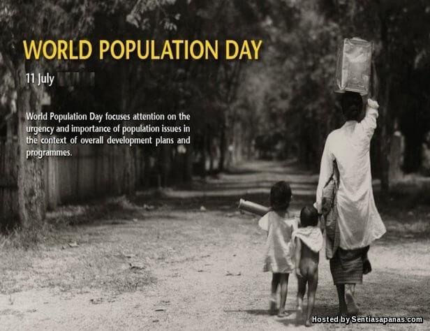 Hari Populasi Sedunia