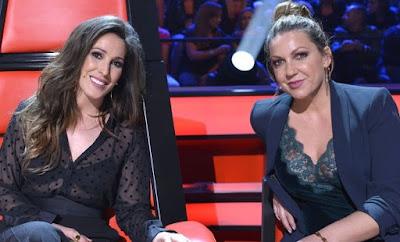 Alba y Niña Pastori: Desde la azotea. Final La Voz 2017