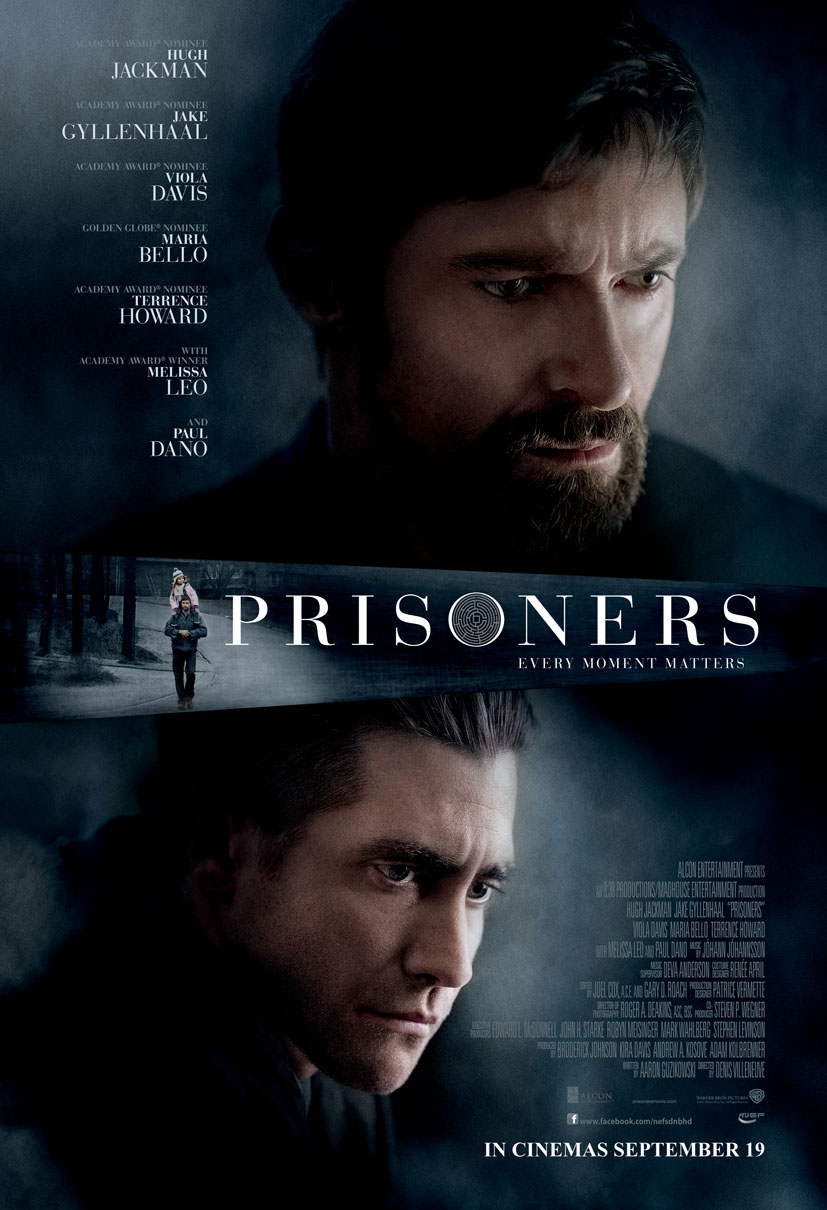 Prisoners (2013) | Movie review | ColourlessOpinions.com™