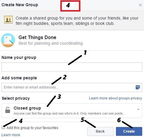 facebook group kaise use karte hai 3