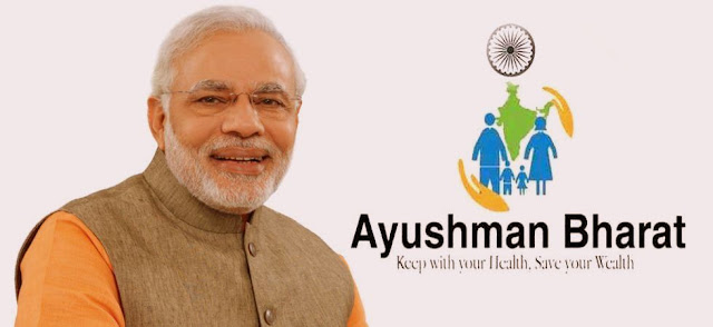 Who can apply online for Ayushman Bharat Scheme