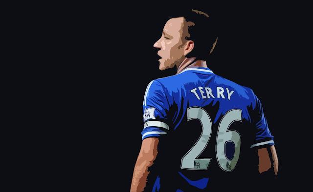 John Terry Umumkan Pensiun