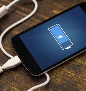 Penyebab Lambatnya Pengisian Baterai di Smartphone