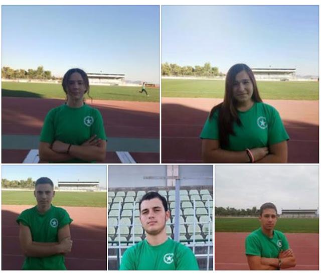 Με εξαιρετικές εμφανίσεις οι αθλητές του Αριστέα Άργους στο Πανελλήνιο Πρωτάθλημα Στίβου Παίδων/Κορασίδων