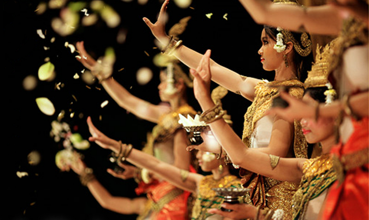 Cambodia Apsara Dance