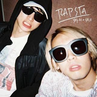 RAPSTAR-歌詞-SKY-HI-SALU