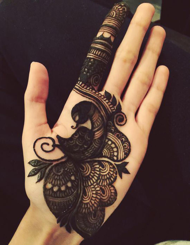 cute simple mehndi designs
