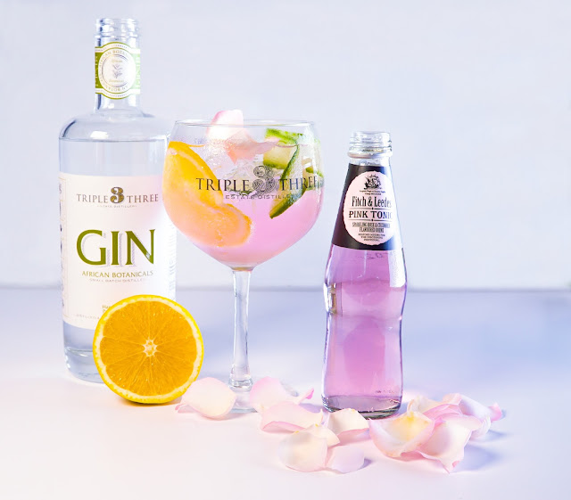 Fitch & Leedes Launches Delightful New Pink #Tonic @FitchLeedes