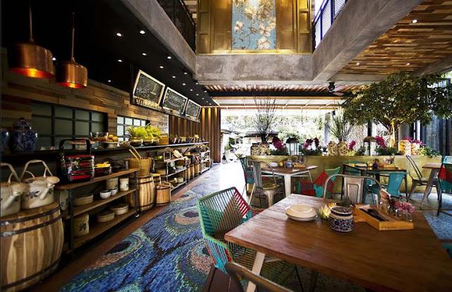 Restoran Lemongrass Bogor