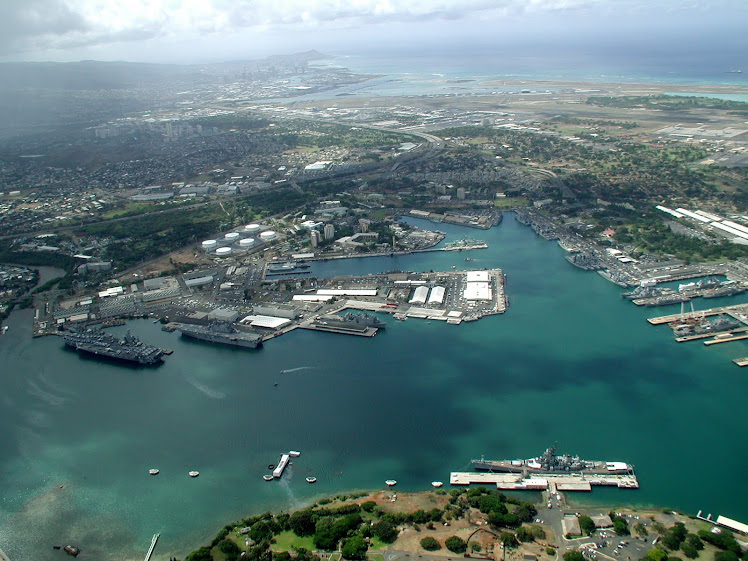 A Sacred Place - Pearl Harbor