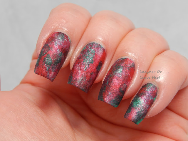 Holiday seriotype featuring Zoya Aspen, Zoya Amal, Zoya Honor, and Zoya Sue