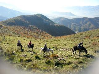 Albania, Horsexplore, ratsastusmatka