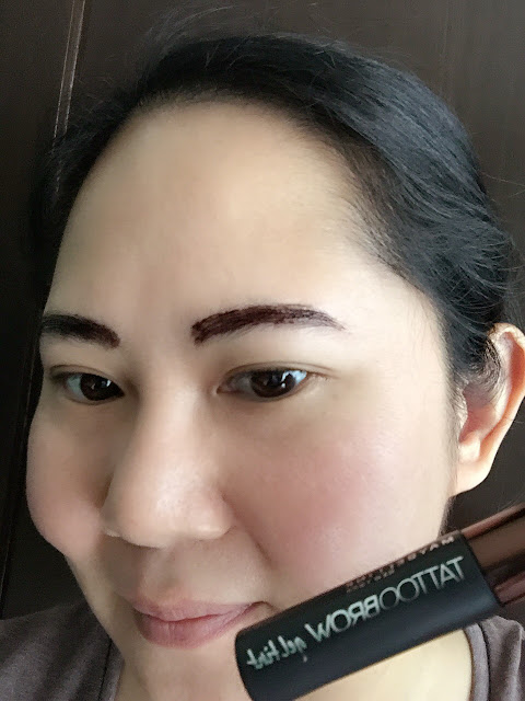 Maybelline Tatto Brow Gel Tint