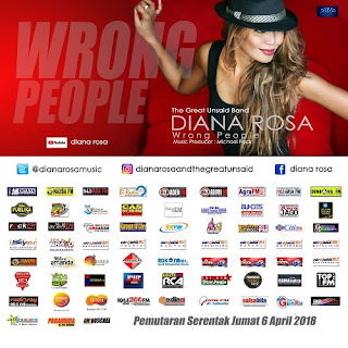 Diana Rosa - Wrong People