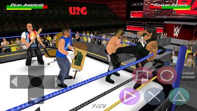 Wrestling Revolution 3D WWE 2K18 MOD APK5
