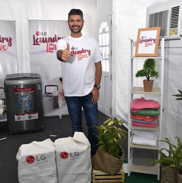 LG Laundry Love