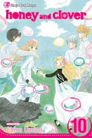 Honey and Clover Vol. 10 By Chica Umino