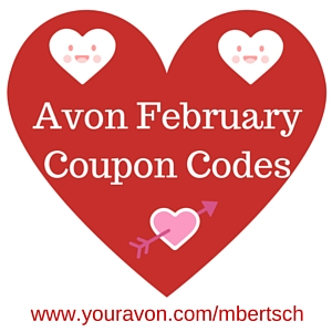 February 2016 Avon Coupon Codes