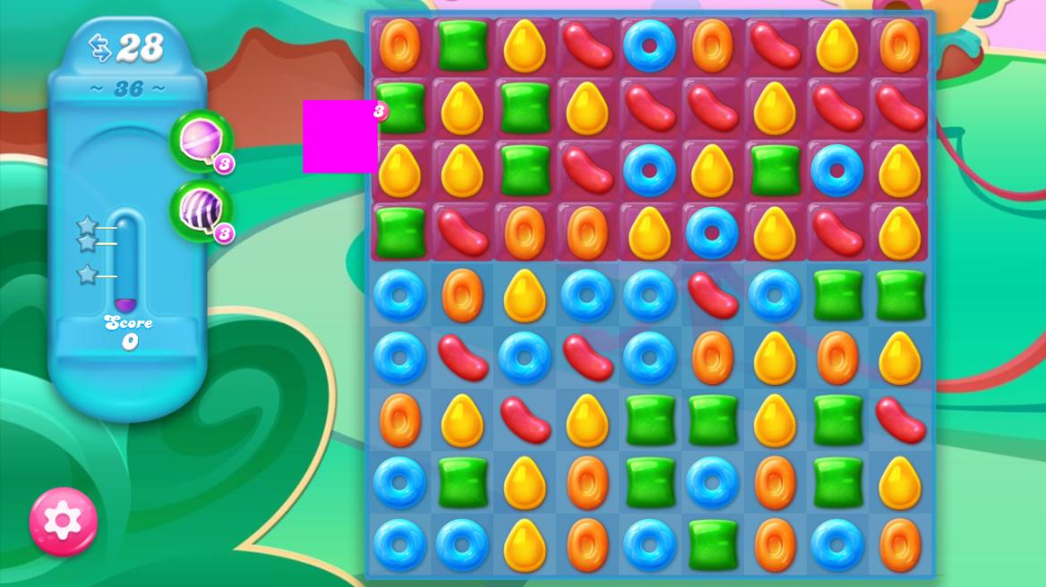Candy Crush Jelly Saga 36