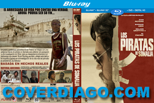 The Pirates of Somalia - Los Piratas de Somalia - BLURAY