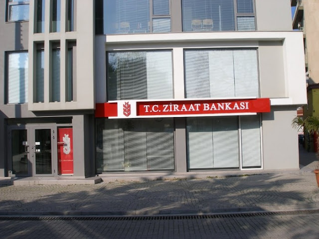 Έκλεισε η τουρκική Ziraat Bankasi στη Ρόδο