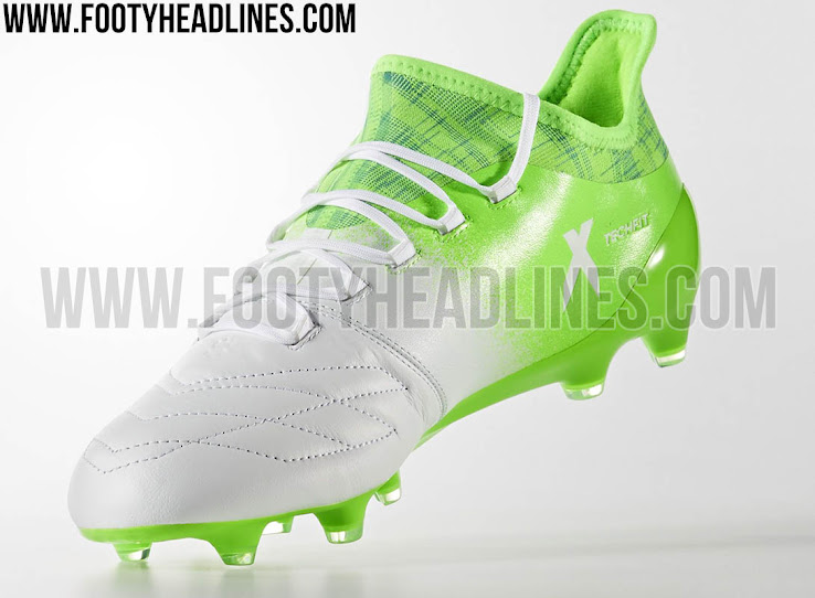 brand new 9fd47 61a06 Insane Adidas X 16 Leather Turbocharge 2017 Boots Leaked ...