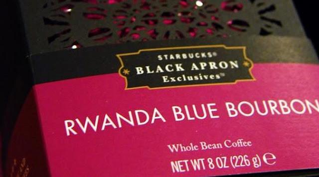 Starbucks Rwanda Blue Bourbon salah satu kopi paling mahal di dunia