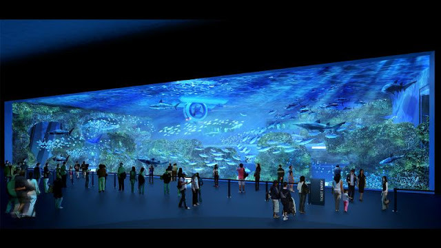 Cube Oceanarium