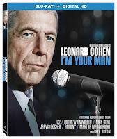 Leonard Cohen: I'm Your Man Blu-ray