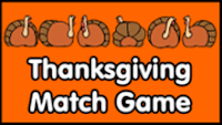 Here is a #Thanksgiving #MatchingCardGame! ThanksgivingGames