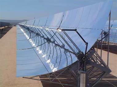 Chile Hoy Chile Inaugura Planta Termosolar Para Disminuir
