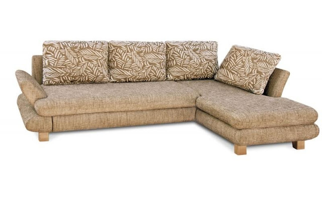 Chenille Sectional Sofa