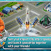 لعبة airport city للأندرويد