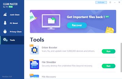 Gambar 4 - Clean Master: Cara Mudah Untuk Menjaga Windows Selalu Bersihv