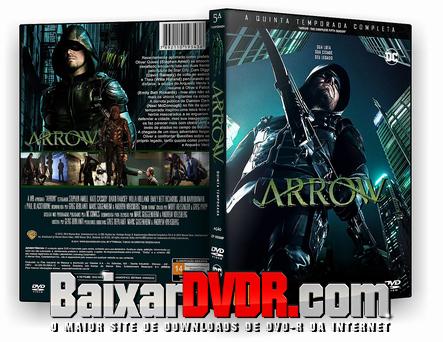 Arrow – 5ª Temporada Completa (2017) DVD-R OFICIAL