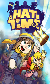 cover 256 - A Hat in Time-CODEX