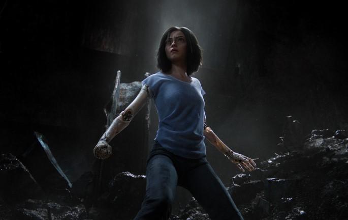 Alita: Anjo de Combate | Primeiro trailer da sci-fi de Robert Rodriguez e James Cameron