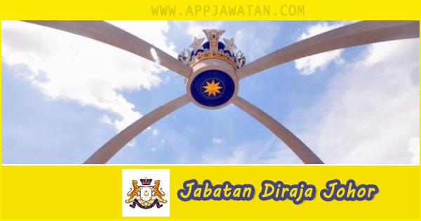 Jawatan Kosong di Jabatan Diraja Johor