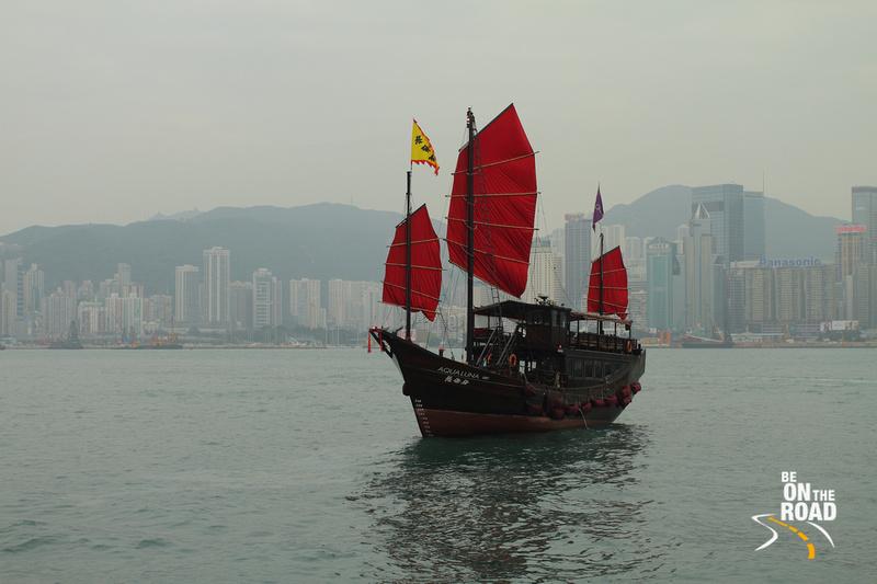 A Victoria Harbor Cruise
