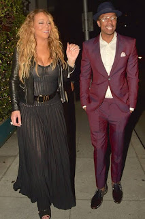 Exes Nick Cannon and Mariah Carey back together